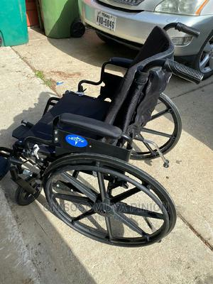 Wheel Chair | Medical Supplies & Equipment for sale in Rivers State, Port-Harcourt