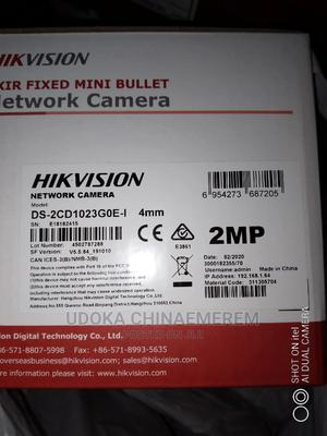 Hik Vision 2mp Ip Camera Dome | Security & Surveillance for sale in Lagos State, Ikeja