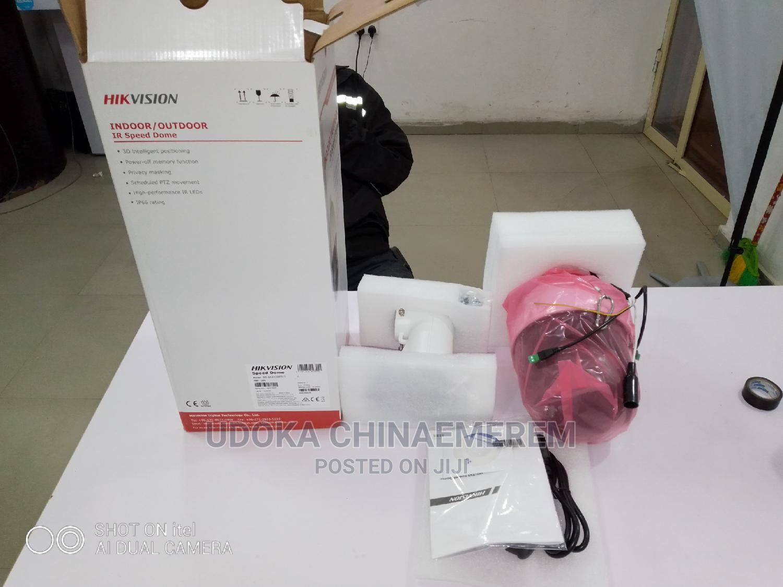 2mp Hik Vision Ip Ptz Camera | Security & Surveillance for sale in Ikeja, Lagos State, Nigeria