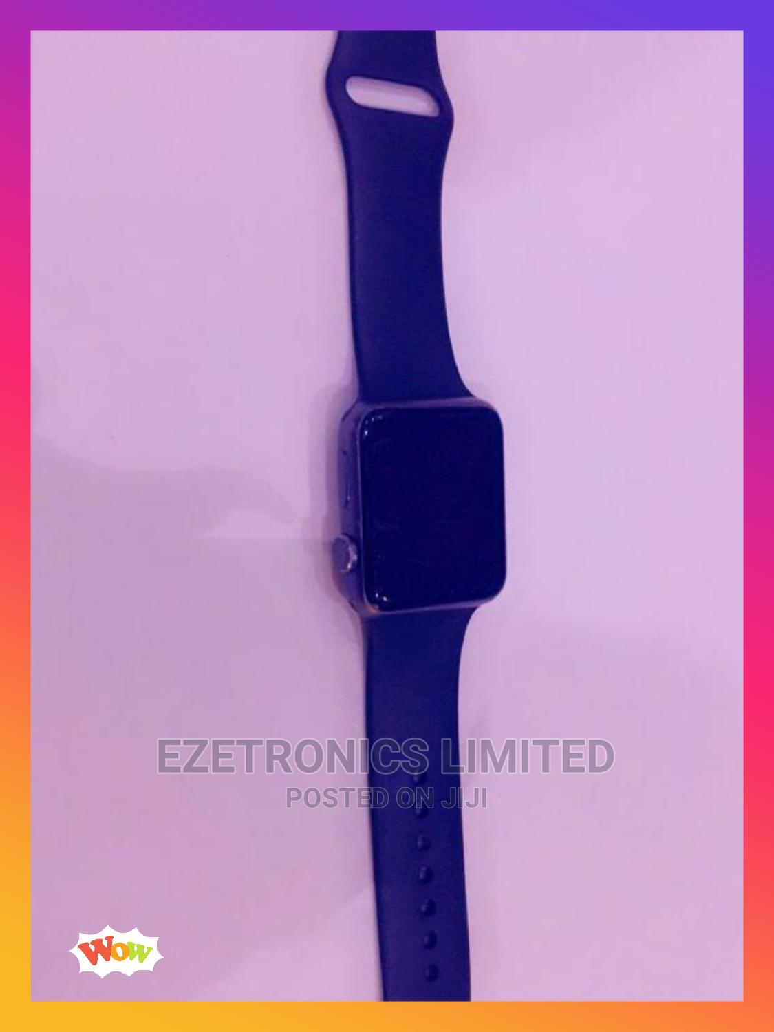 Apple Watche Series 3 42mm | Smart Watches & Trackers for sale in Ikeja, Lagos State, Nigeria