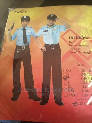 Police Kids Costume | Children's Clothing for sale in Lagos State, Amuwo-Odofin