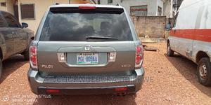 Honda Pilot 2008 EX 4x4 (3.5L 6cyl 5A) Gray   Cars for sale in Enugu State, Enugu
