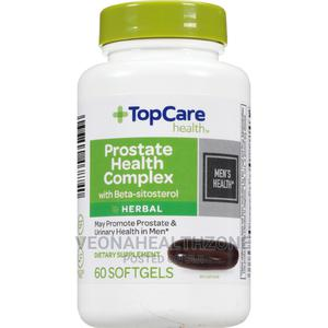Top Care Prostate Health Complex With Beta-Sitosterol   Vitamins & Supplements for sale in Lagos State, Lagos Island (Eko)