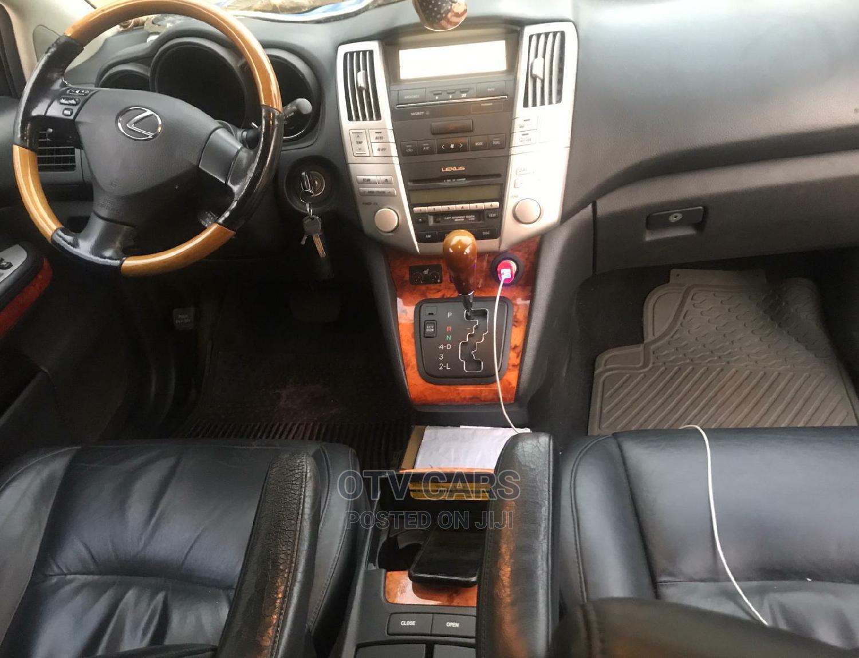 Lexus RX 2006 330 Black | Cars for sale in Ipaja, Lagos State, Nigeria