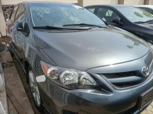 Toyota Corolla 2013 Gray   Cars for sale in Kaduna State, Kaduna / Kaduna State