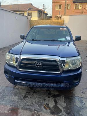 Toyota Tacoma 2008 Access Cab Blue | Cars for sale in Lagos State, Surulere