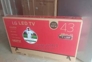 """LG 43""""Inch Led Fullhd Ready TV Low Voltage Free Bracket 2yrs   TV & DVD Equipment for sale in Lagos State, Apapa"""