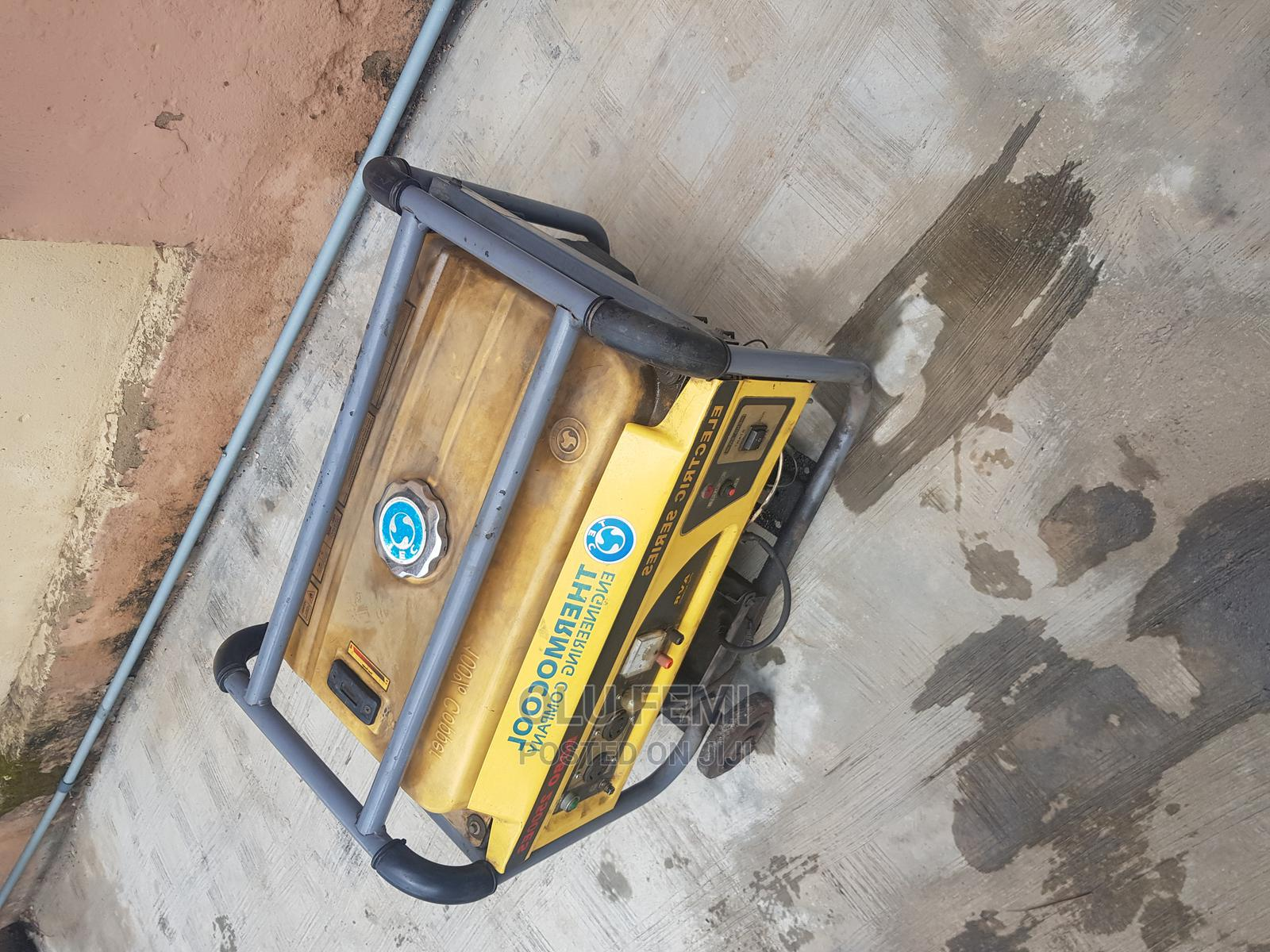 TEC Generator (2.9kva) Bobo Max Electric Start Neatly Used   Electrical Equipment for sale in Ikeja, Lagos State, Nigeria