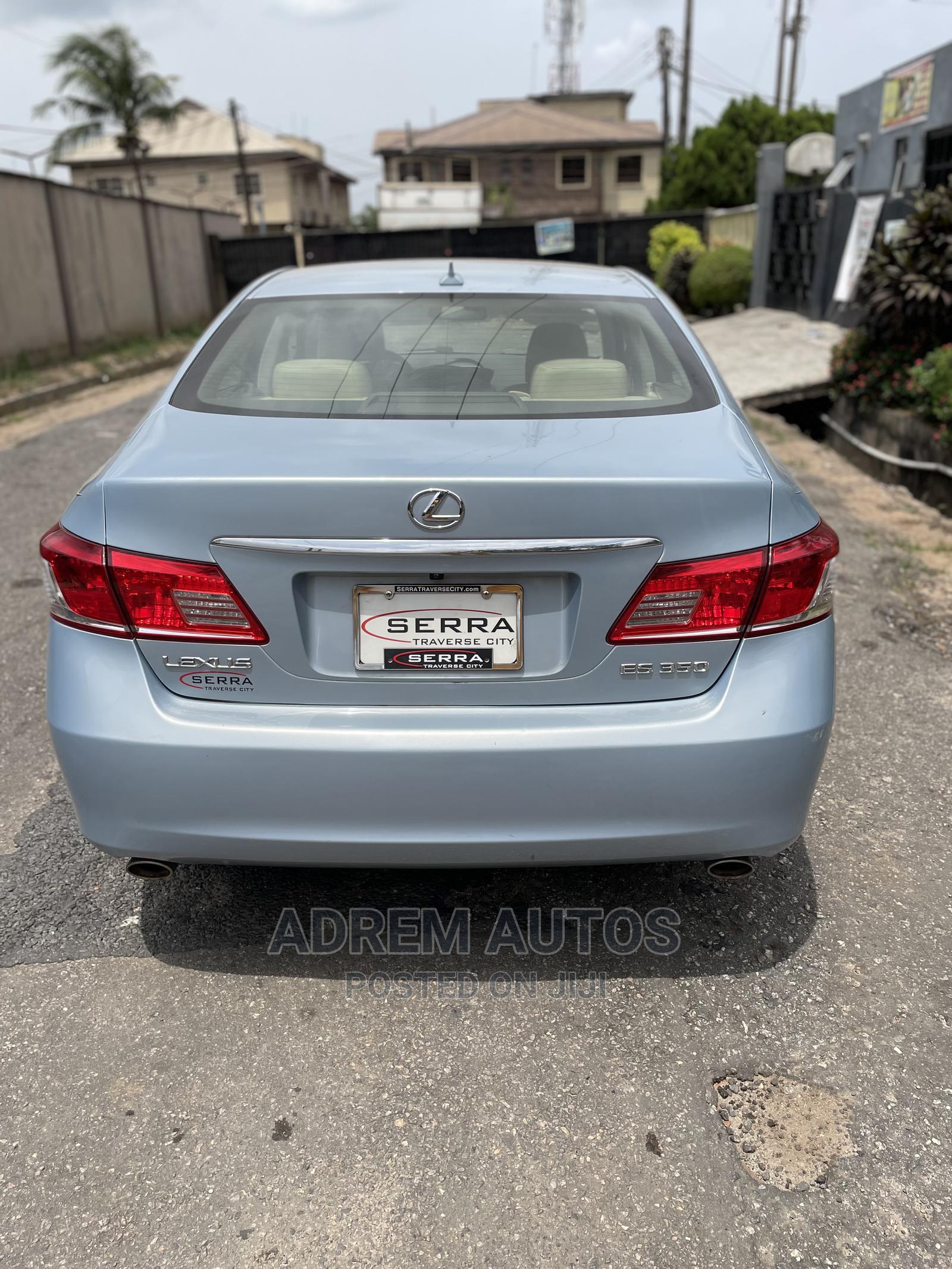 Lexus ES 2010 350 Blue   Cars for sale in Ogba, Lagos State, Nigeria