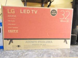 32 Inches Lg LED Tv | TV & DVD Equipment for sale in Kwara State, Ilorin South
