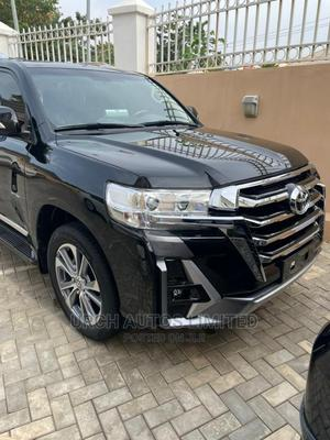 New Toyota Land Cruiser 2021 Black | Cars for sale in Abuja (FCT) State, Central Business District