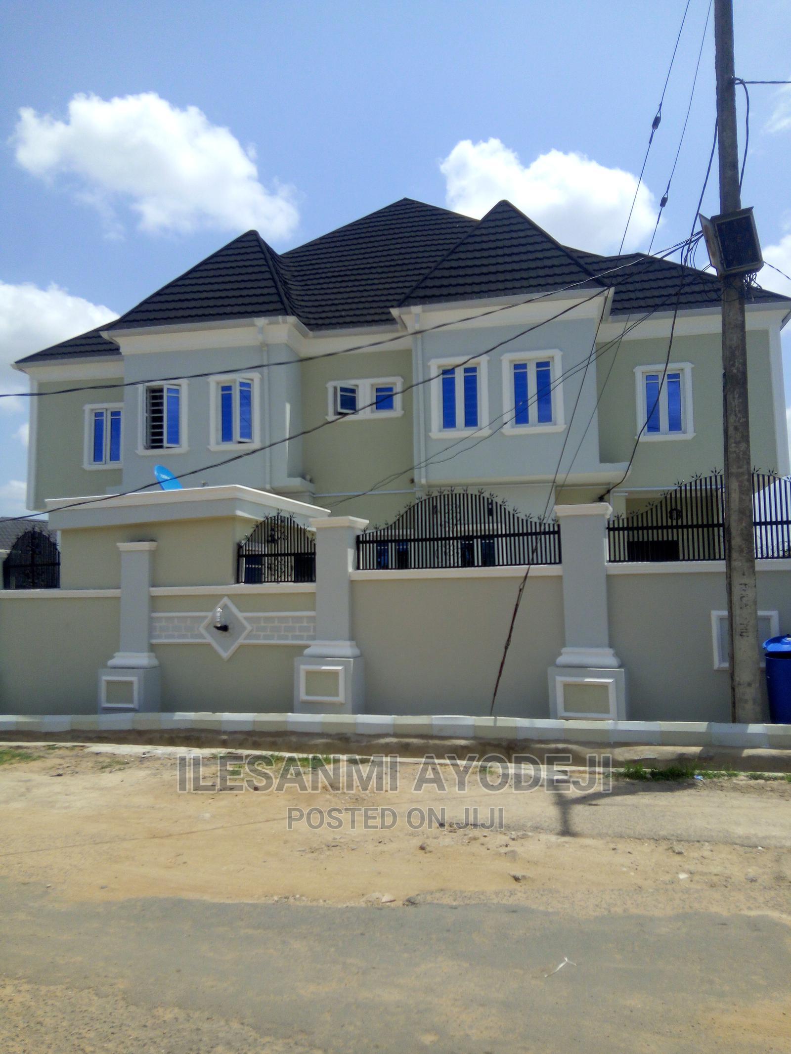 Brand New 4 Units Of 3 Bedroom Terrace Duplex Felele, Ibadan | Houses & Apartments For Rent for sale in CHallenge / Ibadan, Ibadan, Nigeria