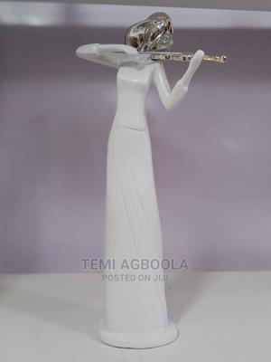 Woman With Volin Figurine | Home Accessories for sale in Lagos State, Ikeja