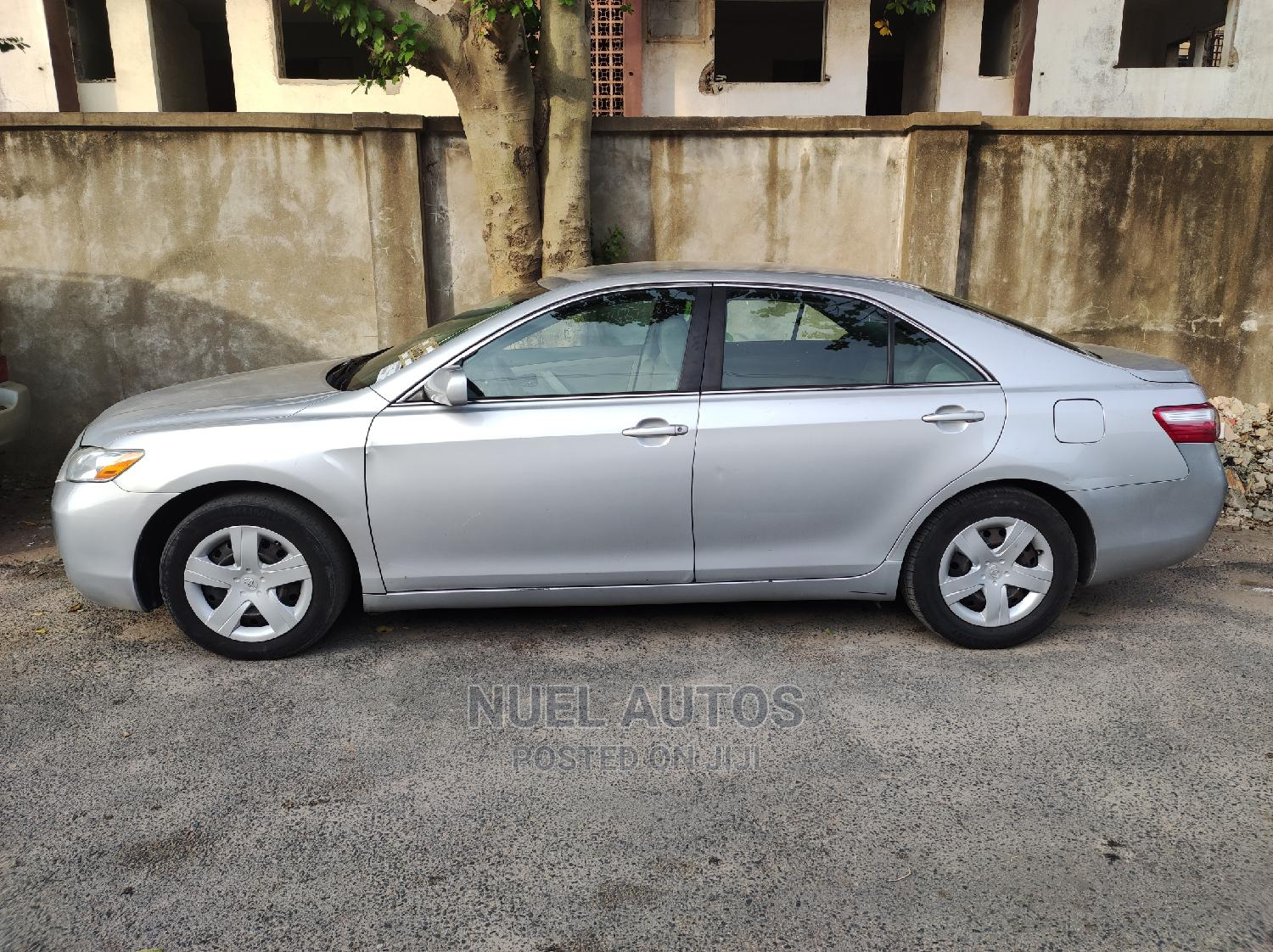 Toyota Camry 2008 2.4 LE Silver | Cars for sale in Maryland, Lagos State, Nigeria
