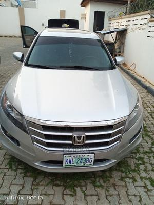 Honda Accord CrossTour 2010 EX-L Silver   Cars for sale in Abuja (FCT) State, Gwarinpa