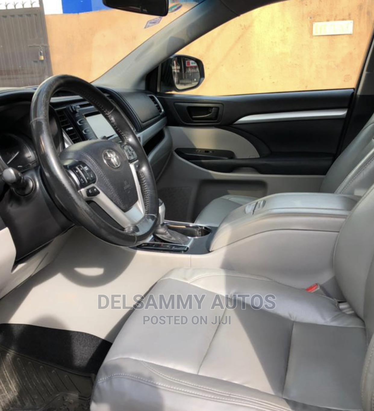 Toyota Highlander 2015 Green | Cars for sale in Ikeja, Lagos State, Nigeria