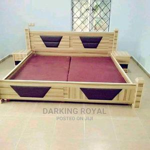 Quality Made Wooden Beds | Furniture for sale in Lagos State, Surulere
