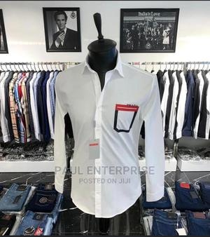 Beautiful High Quality Men'S Classic Designers Turkey Shirt | Clothing for sale in Abuja (FCT) State, Kubwa