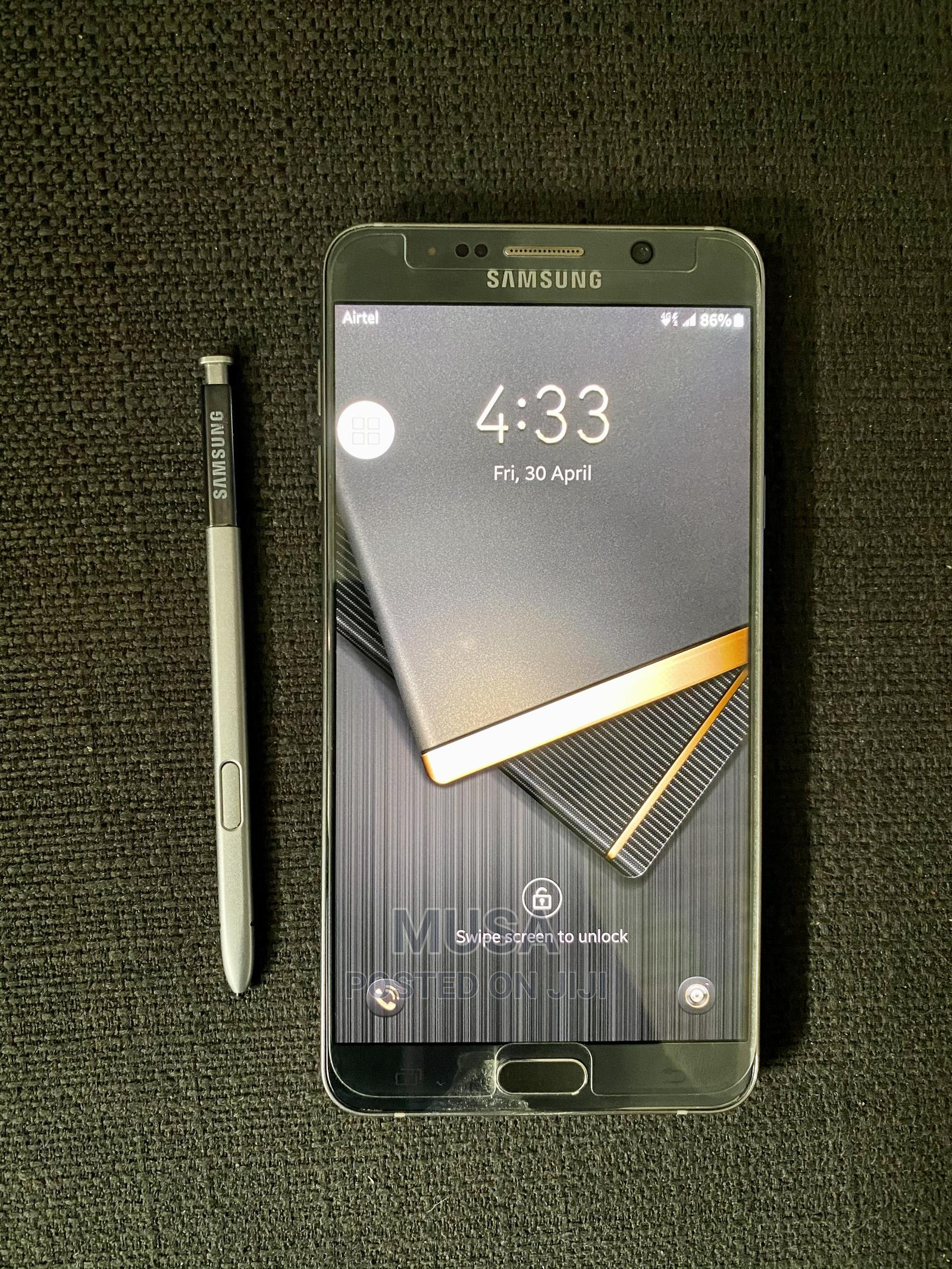Archive: Samsung Galaxy Note 5 32 GB Gray