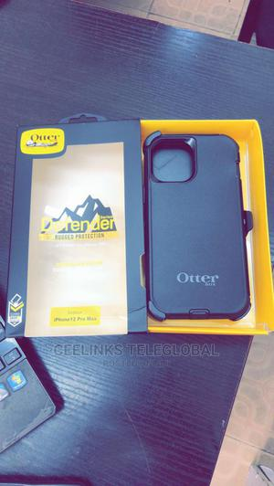 Original Otterbox Case for iPhone 12 Pro Max | Accessories for Mobile Phones & Tablets for sale in Lagos State, Ikeja