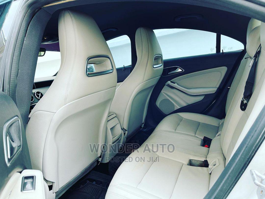 Archive: Mercedes-Benz CLA-Class 2014 White