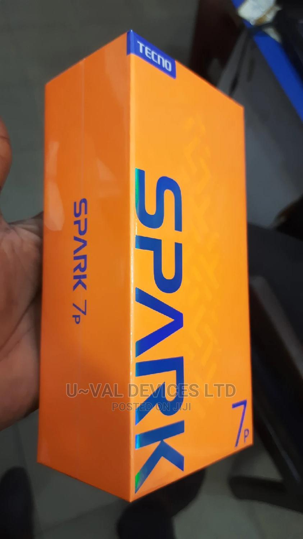 New Tecno Spark 7P 128 GB