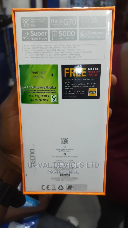 New Tecno Spark 7P 128 GB | Mobile Phones for sale in Ikeja, Lagos State, Nigeria
