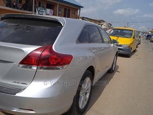 Toyota Venza 2014 Silver | Cars for sale in Lagos State, Abule Egba