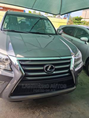 Lexus GX 2014 460 Luxury Gray | Cars for sale in Lagos State, Ogba
