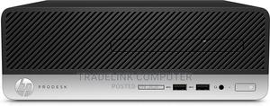 New Desktop Computer HP ProDesk 400 G4 8GB Intel Core i5 HDD 500GB | Laptops & Computers for sale in Rivers State, Port-Harcourt