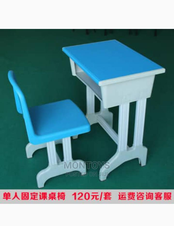 Chair and Table for Children