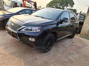 Lexus RX 2014 350 FWD Black | Cars for sale in Oyo State, Akinyele