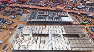 Lock Up Shops at Jabi Motor Park Utako Abuja for Sale | Commercial Property For Sale for sale in Abuja (FCT) State, Utako