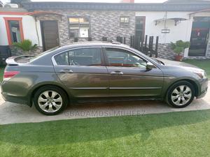 Honda Accord 2008 2.4 EX Gray | Cars for sale in Lagos State, Ogudu