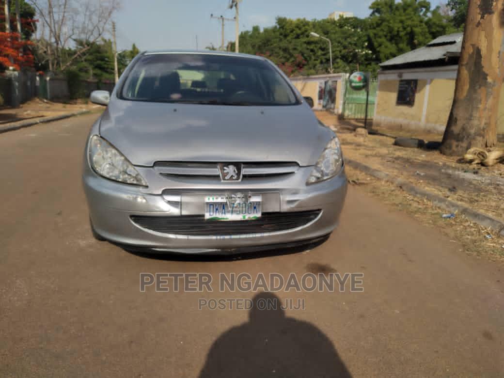 Peugeot 307 2005 1.4 Gray | Cars for sale in Kaduna / Kaduna State, Kaduna State, Nigeria