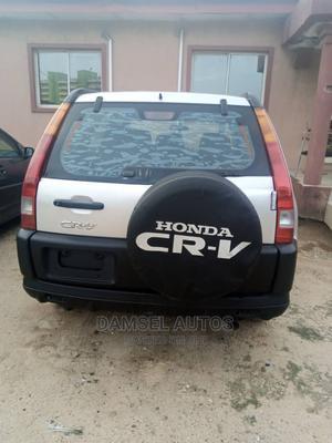 Honda CR-V 2006 Silver | Cars for sale in Lagos State, Ogba