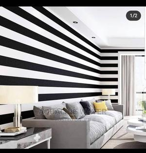 Black and White Line Design | Home Accessories for sale in Lagos State, Surulere