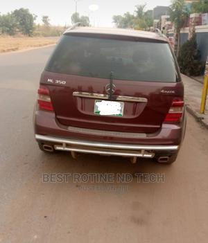 Mercedes-Benz M Class 2008 ML 350 4Matic Red | Cars for sale in Enugu State, Enugu
