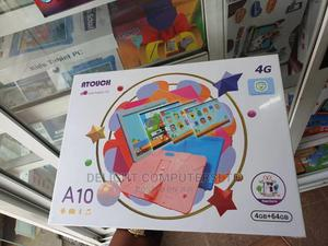 New Atouch A10 64 GB Pink | Tablets for sale in Lagos State, Ikeja