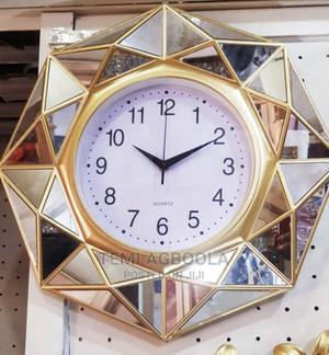 Luxury Wall Clock | Home Accessories for sale in Lagos State, Ikeja