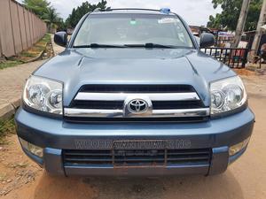 Toyota 4-Runner 2005 SR5 V6 Blue   Cars for sale in Lagos State, Ojo