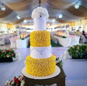 Beautiful Wedding Cake Designs   Party, Catering & Event Services for sale in Lagos State, Alimosho