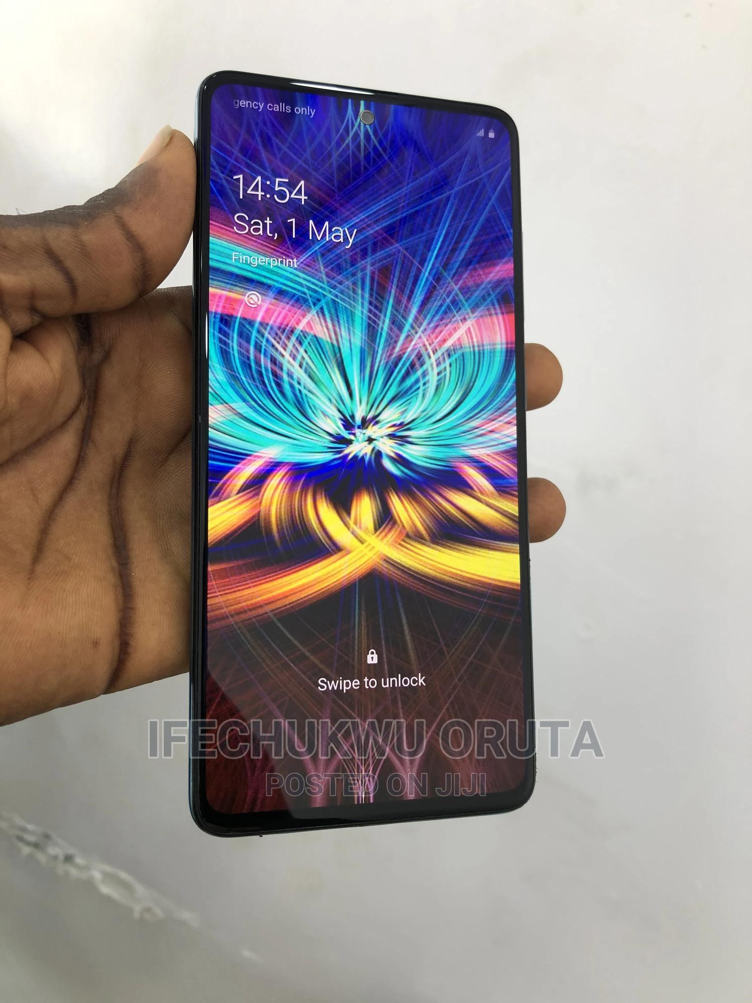 Samsung Galaxy A51 128 GB Blue | Mobile Phones for sale in Ikeja, Lagos State, Nigeria
