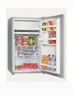 Hisense Single Door Fridge - 100L - REF100DR - Silver | Kitchen Appliances for sale in Abuja (FCT) State, Gwarinpa