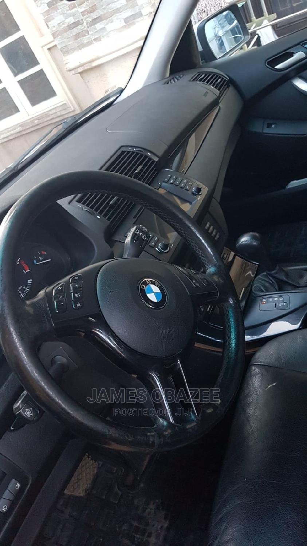 Archive: BMW X5 2004 3.0i Sports Activity Silver