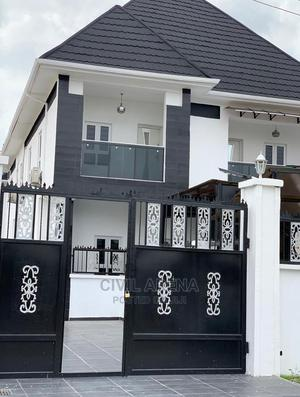 Newly Built 4 Bedroom Semi Detached Duplex for Rent in Ago   Houses & Apartments For Rent for sale in Isolo, Okota