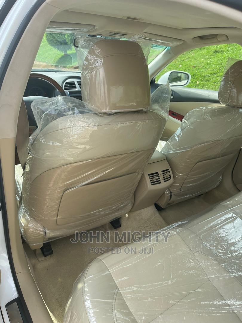 Lexus ES 2010 350 White | Cars for sale in Garki 2, Abuja (FCT) State, Nigeria