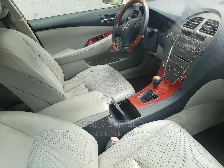 Archive: Lexus ES 2007 White