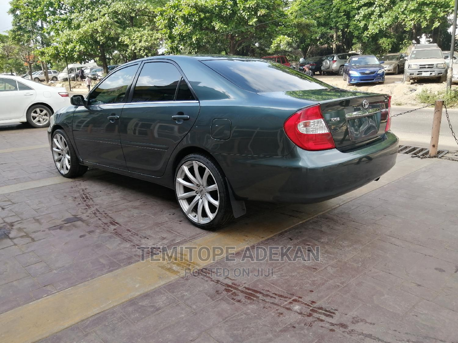 Toyota Camry 2003   Cars for sale in Ikeja, Lagos State, Nigeria