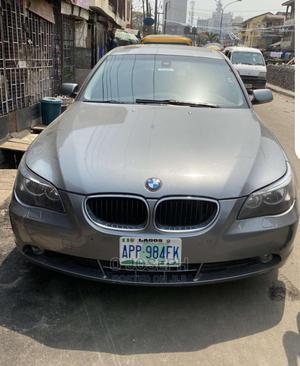 BMW 528i 2009 Gray   Cars for sale in Lagos State, Ifako-Ijaiye